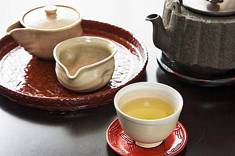 健菜玉緑茶