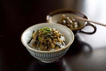 健菜青大豆納豆