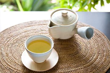 健菜の玉緑茶