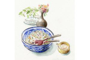 季節の料理「白菜を使って」