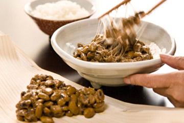 青大豆経木納豆