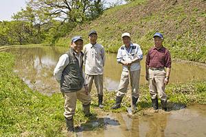 永田農法を超えた永田農法へ 健菜米づくり始まる