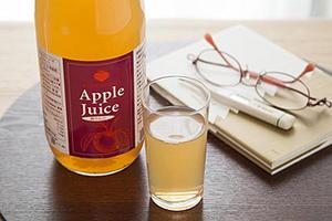 健菜りんごジュース