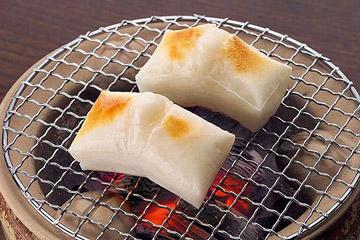 〆張餅 (白もちセット・年末お届け)