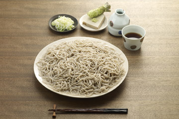 奥会津・裁ち蕎麦