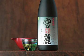 純米吟醸酒「雪麗」 (720ml 瓶×2本)