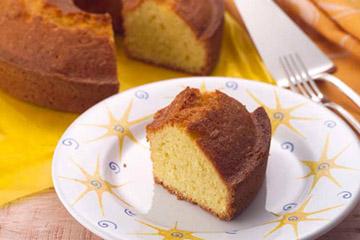 ココナッツマウンテンケーキ