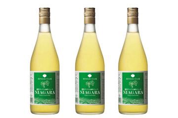 プレミアム葡萄ジュース (ナイアガラ3本セット)