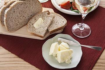 健菜ジャージー・バター