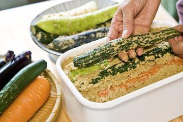 ぬか床 (健菜米コシヒカリの米糠)