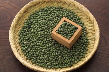 青大豆 (生豆)