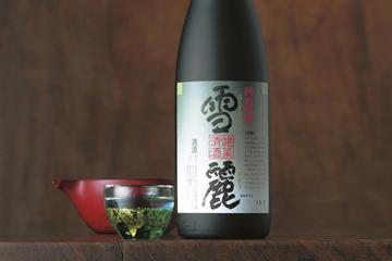 純米吟醸酒「雪麗」
